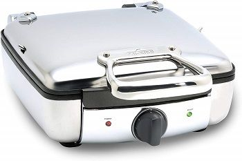 All Clad 99011GT Stainless Steel Belgian Waffle Maker