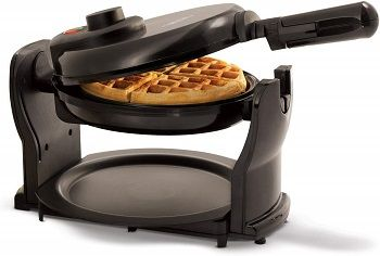 Bella Rotating Belgian Waffle Maker review