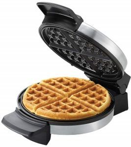 Black And Decker WMB505 Waffle Maker review