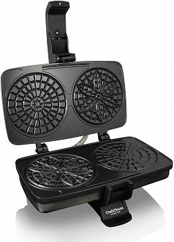 Chef's Choice 834 Pizzelle Pro Maker