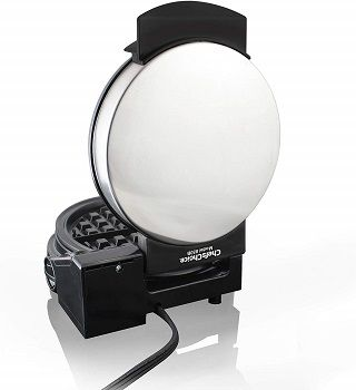 Chef's Choice 840B WafflePro TasteTexture Select Belgian Waffle Maker review
