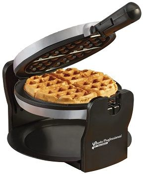 Cooks Professional Belgian Waffle Maker review