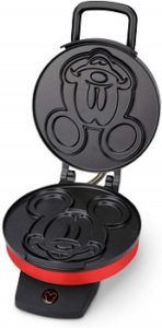 Disney Mickey Mouse Waffle Maker review