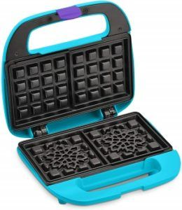 Frozen Snowflake Waffle Maker review