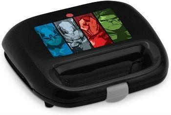 Marvel Avengers 2 Slice Waffle Maker