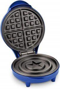 Marvel Captain America Waffle Maker review