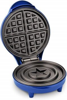 Marvel Captain America Waffle Maker review