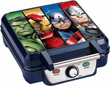 Marvel MVA-281 Avengers Waffle Maker
