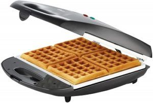 Oster 4 Slice Waffle Maker review