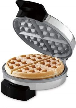 Oster Titanium Infused DuraCeramic Belgian Waffle Maker review