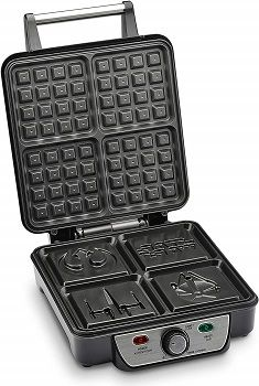 Star Wars Four Slice Waffle Maker review