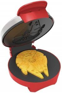 Star Wars Millenium Falcon Waffle Maker review