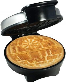 Star WarsDeath Star Waffle Maker review