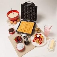 Best 5 Home & House Waffle Makers & Irons In 2020 Reviews
