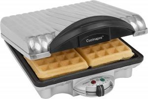 Cucina Pro Four Square Waffle Maker