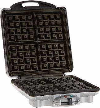 Cucina Pro Four Square Waffle Maker review