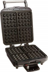 Cuisinart Square Belgian Waffle Maker review