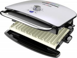 George Foreman Grill and Broil Waffle Maker review