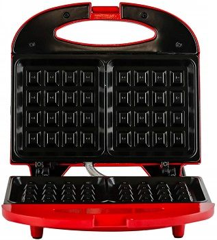 Ovente Cheap Square Waffle Iron review