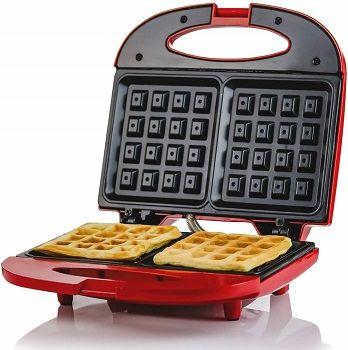 Ovente Cheap Square Waffle Iron