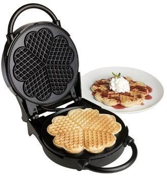 Villaware Heart Shaped Waffle Maker