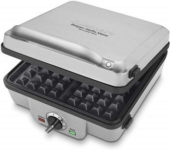 Waffle And Pancake Maker review