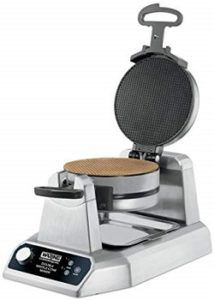 Waring Commercial WWCM200 Double Waffle Cone Maker review