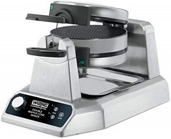 Waring Commercial WWCM200 Double Waffle Cone Maker