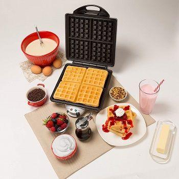 home-waffle-maker