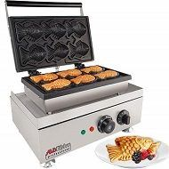 Best 2 Taiyaki & Fish Shaped Waffle Makers In 2021 Reviews