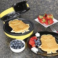 Best 5 Cool, Fun & Cute Shaped Waffle Makers & Irons Reviews