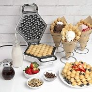 Best 5 Ice Cream Waffle Cone Makers & Irons In 2020 Reviews