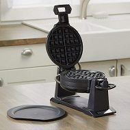 Best 5 Rotating & Flip Waffle Makers & Irons In 2020 Reviews