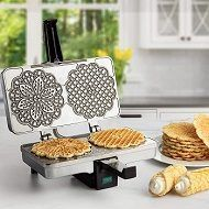 Best 5 Thin & Stroop Waffle Cookie Makers & Irons Reviews