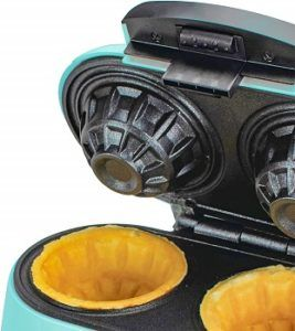 Brentwood TS-1402BL Waffle Cup Maker review