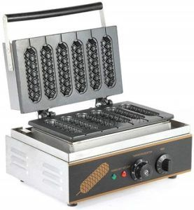 CGoldenwall Commercial Electric Waffle Maker