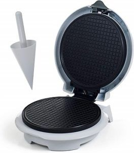 Chef Buddy 82-MM1234 Waffle Cone Maker review