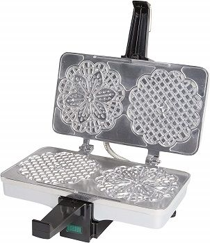 Cucina Pro Pizzelle Maker review