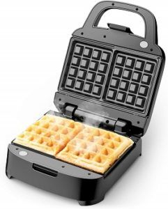 Elechomes Belgian Waffle Maker review