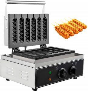 Happybuy 6 Pcs Lolly Waffles Maker