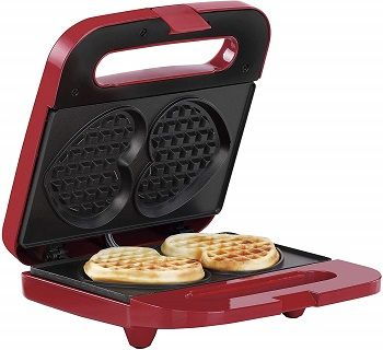 Holstein Housewares Waffle Maker review