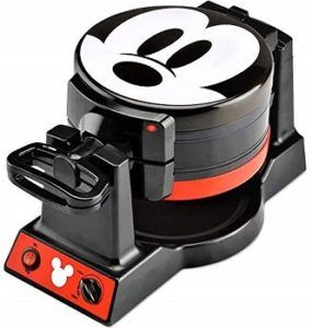 Mickey Double Flip Waffle Maker