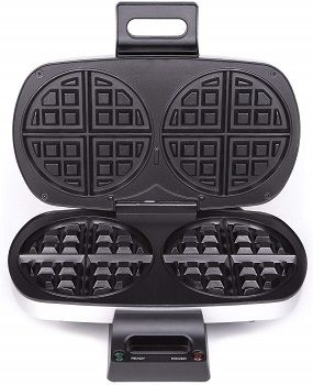 Molla Premium Double Waffle Maker review