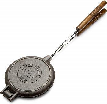 Rome Industrie Chuck Wagon Waffle Iron