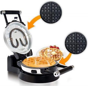 Secura Upgrade Automatic Waffle Maker