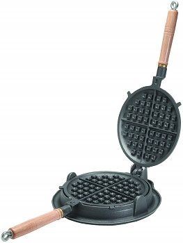 Texsport Outdoor Cast Iron Waffle Maker review
