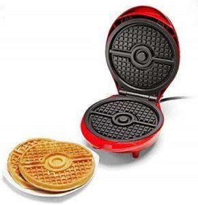 ThinkGeek Poke Ball Waffle Iron