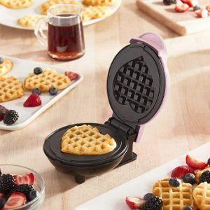 heart-shaped-waffle-maker