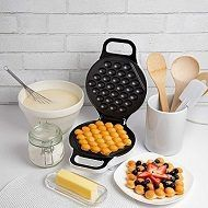 Best 5 Bubble Waffle Maker & Iron Machines In 2021 Reviews