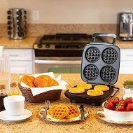 Best 5 Multi 4 Slice Waffle Makers To Find In 2021 Reviews